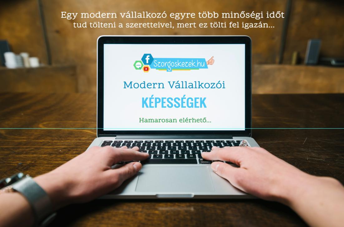 Modern Vallalkozo